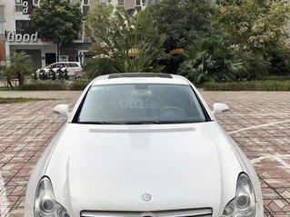 Cần bán Mercedes CLS 550 nhập Đức 2005, màu trắng