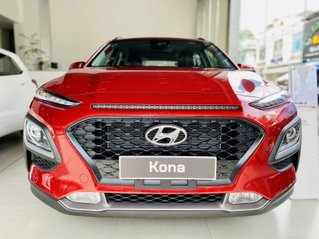 Kona 2.0 đặc biệt: Giá 686 triệu, giảm tiền mặt, tặng phụ kiện chính hãng. Trả góp 85% giá trị xe, duyệt hồ sơ nhanh