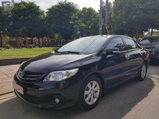 Cần bán Corolla Altis G (1.8L) đời 2011 Auto, màu đen, gia đình sử dụng mới 95%