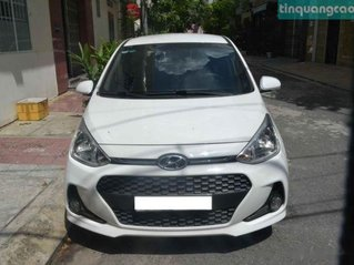 Cần bán Hyundai Grand i10 năm sản xuất 2017, màu trắng, xe nhập giá cạnh tranh