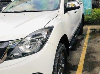 Cần bán gấp Mazda BT 50 đăng ký 2016, màu trắng ít sử dụng giá chỉ 474 triệu đồng