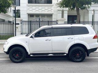 Mitsubishi Pajero Sport sản xuất 2012, màu trắng, số sàn 2 cầu