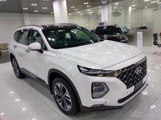 [TP. Hồ Chí Minh] Hyundai Santafe giá ưu đãi tháng cuối năm + quà tặng phụ kiện cực kì hấp dẫn