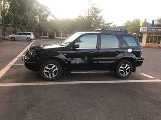 Cần bán lại xe Ford Escape đời 2008, màu đen chính chủ, giá tốt
