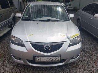 Bán Mazda 3 đời 2004, màu bạc, nhập khẩu chính chủ