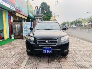 Bán Hyundai SantaFe CRDi sản xuất 2007 máy dầu 2.2 số tự động 2 cầu biển số tỉnh