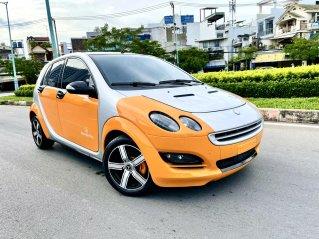 Mercedes Smart 2007, màu vàng bạc zin số tự động, 5 cửa 5 chỗ, hàng full cao cấp, cửa sổ trời Panorama, vào đủ đồ chơi