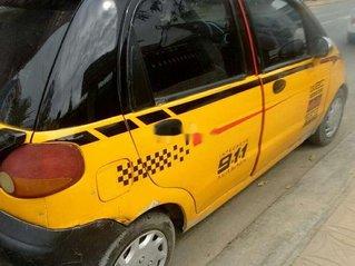 Bán xe Daewoo Matiz đời 1999, màu vàng, nhập khẩu nguyên chiếc