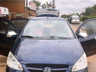 Cần bán xe Hyundai Getz đời 2008, màu xanh lam, nhập khẩu