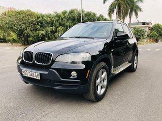 Cần bán xe BMW X5 năm sản xuất 2007, màu đen, nhập khẩu