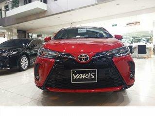 Toyota Yaris 2021 nhập khẩu - giảm giá sâu kèm nhiều PK chính hãng - giao xe ngay