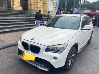 Cần bán xe BMW X1 sản xuất năm 2010, màu trắng, nhập khẩu nguyên chiếc còn mới giá cạnh tranh