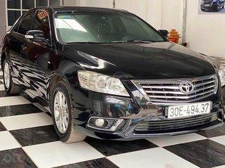 Bán Toyota Camry năm sản xuất 2010, màu đen còn mới, giá chỉ 529 triệu