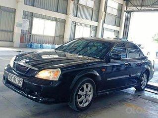 Bán xe Daewoo Magnus sản xuất 2004, màu đen còn mới