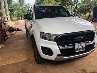 Bán ô tô Ford Ranger năm sản xuất 2018, màu trắng, xe nhập còn mới