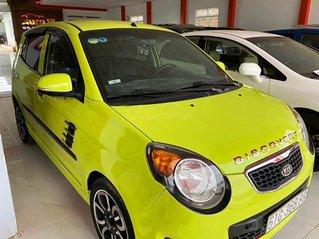 Cần bán Kia Morning năm sản xuất 2009, màu xanh lam, nhập khẩu còn mới giá cạnh tranh