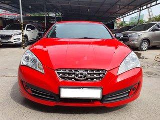 Cần bán Hyundai Genesis sản xuất 2009, màu đỏ, nhập khẩu