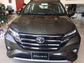 Bán xe Toyota Rush sản xuất năm 2020, nhập khẩu, giá 633tr