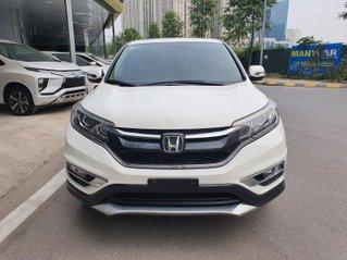 Bán Honda CRV 2.4 SX 2016 màu trắng xe đẹp - ManyCar