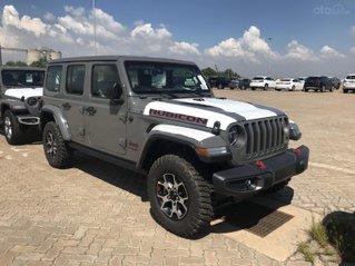 Jeep Wrangler Rubicon 2020 nhập khẩu nguyên chiếc, phân phối và bảo hành chính hãng