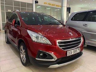 Cần bán lại xe Peugeot 3008 năm 2016, màu đỏ chính chủ, giá tốt