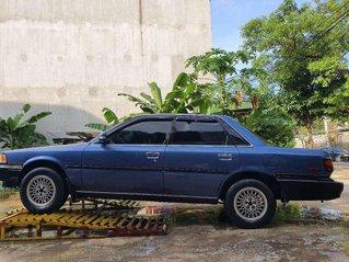 Bán Toyota Camry đời 1989, màu xanh lam, nhập khẩu