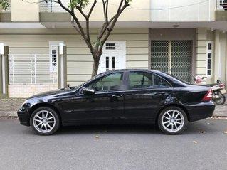 Cần bán xe Mercedes C180 đời 2004, màu đen, nhập khẩu
