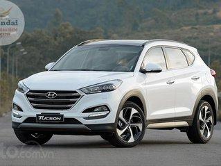 Hyundai Tucson ưu đãi đến 20tr, tặng full phụ kiện, xe sẵn đủ màu giao ngay, hỗ trợ 90%