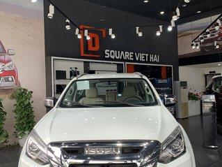 Cần bán xe Isuzu MU-X B7 1.9 MT, màu trắng