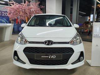 Hyundai Grand i10 giảm hơn 20tr, tặng full phụ kiện, thủ tục đơn giản, hỗ trợ ngân hàng 80-90%