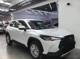 Bán Toyota Corolla Cross đời 2020, màu trắng, nhập khẩu