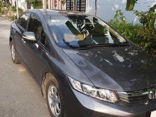 Bán Honda Civic 1.8 AT 2013, màu xám