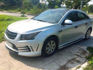 Cần bán Daewoo Lacceti 2010 đăng ký 2011, bản SE, màu ghi, xe đẹp, không đâm đụng, giá tốt 239 triệu