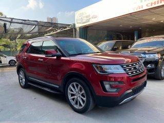 [Hot] Ford Explorer 2016 đỏ, xe nhập