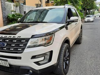 [Hot] Ford Explorer màu trắng, đi cực giữ gìn 1 chủ từ đầu