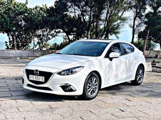 Mazda 3 1.5 Luxury, sản xuất và đăng ký 2017, màu trắng
