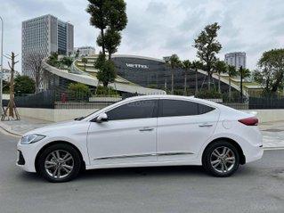 Hyundai Elantra 1.6AT 2018, màu trắng đẹp xuất sắc