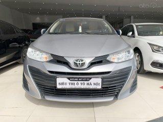 Bán xe Toyota Vios 1.5MT màu bạc, đi 35000km, xe gia đình nên còn rất mới