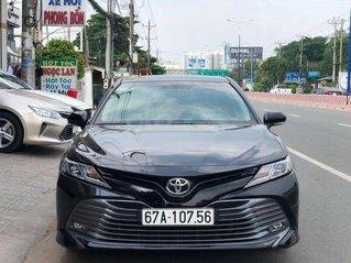 Mới về Toyota Camry sản xuất 2019 bản 2.0G nhập Thái nội thất kem, siêu lướt