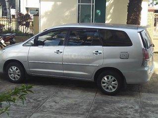 Bán ô tô Toyota Innova năm sản xuất 2009, màu bạc
