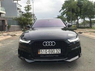 Bán Audi A6 Apec SX 2017 đi 2018, xe mẫu mới nhất hàng hiếm đi lướt 16.000km, bao check hãng