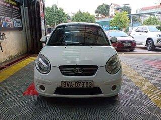 Cần bán lại xe Kia Morning năm sản xuất 2008, màu trắng