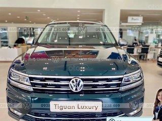 Khuyến mãi giá tốt cho Tiguan Luxury 2.0 Turbo - SUV 7 chỗ nhập khẩu nguyên chiếc - có xe giao ngay