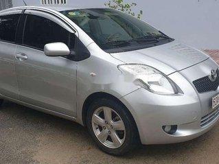 Cần bán gấp Toyota Yaris năm sản xuất 2008, màu bạc, nhập khẩu nguyên chiếc