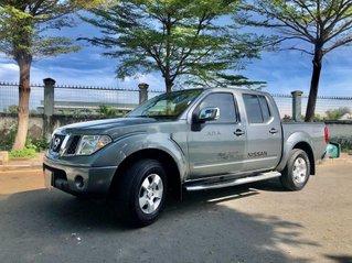 Bán Nissan Navara năm sản xuất 2011, màu xám, nhập khẩu