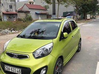 Cần bán lại xe Kia Morning năm 2011, màu xanh lục, nhập khẩu còn mới