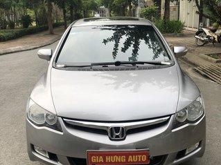 Gia Hưng Auto bán xe Honda Civic 2.0AT, màu ghi bạc
