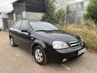 Cần bán Deawoo Laceti màu đen đời 2011, giá chỉ 195 triệu