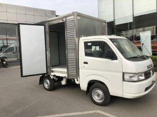 Suzuki Carry Pro 7 tạ thùng kín inox 3 lớp cửa hông, nối dài