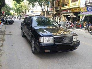 Bán Toyota Crown năm sản xuất 1996, màu đen, nhập khẩu